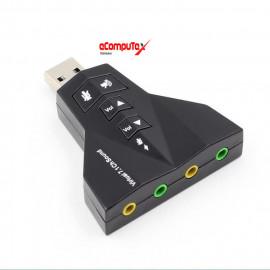USB SOUND 7.1 DOUBLE SURROUND