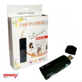 TV TUNER + RADIO USB FM RADIO-380