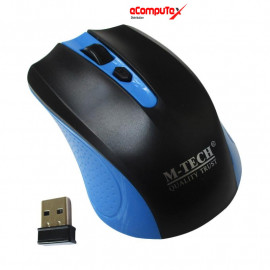 MOUSE WIRELESS 2.4GHZ M-TECH SY-6005 STYLIST