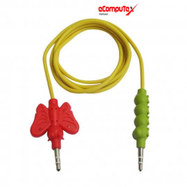 CABLE AUDIO JACK 3.5 TO 3.5 1M GRIFFIN