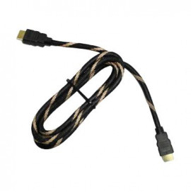 CABLE HDMI + ETHERNET 3M NYK