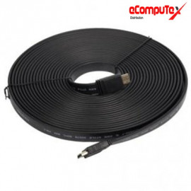 CABLE HDMI FLAT V1.4 15 METER