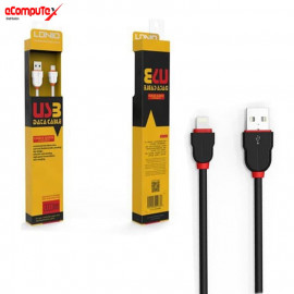 CABLE USB MICRO LDNIO (PACK) 2M