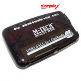 CARD READER 6 SLOT M-TECH (ALL IN ONE)