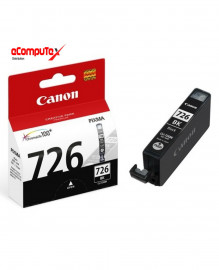 CARTRIDGE CANON CLI-726 BLACK (RESMI)