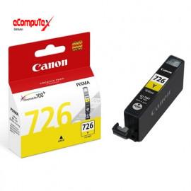 CARTRIDGE CANON CLI-726 YELLOW (RESMI)
