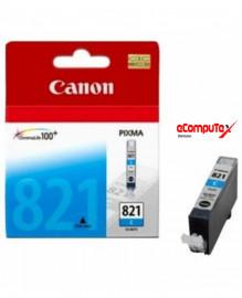 CARTRIDGE CANON CLI-821 CYAN (RESMI)