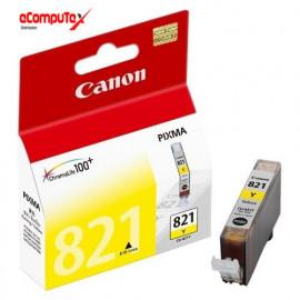 CARTRIDGE CANON CLI-821 YELLOW (RESMI)