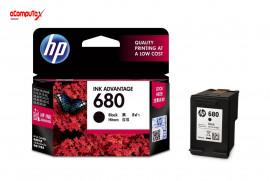 CARTRIDGE HP 680 BLACK (RESMI)
