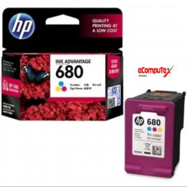 CARTRIDGE HP 680 COLOR (RESMI)