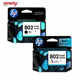 CARTRIDGE HP 802 BLACK (RESMI)
