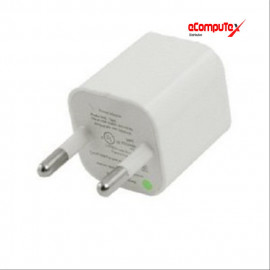 HOME/WALL CHARGER ADAPTOR KOTAK COLORS 1 PORT - 1A