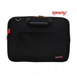 PROTECH SOFTCASE ULTIMATE DOUBLE BL 10 INCH / TAS LAPTOP
