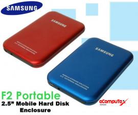 EXTERNAL CASE HDD BRANDED 2.5 SATA PORTABLE 2.0 SAMSUNG