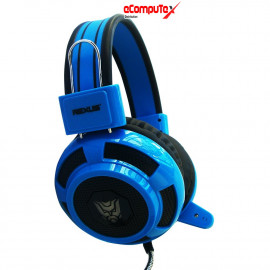 HEADSET GAMING REXUS F15S WITH LED