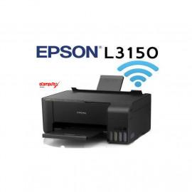 PRINTER EPSON L3150 (ALL IN 1 + WIFI) RESMI