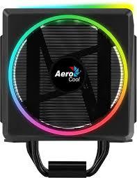 FAN PROC AEROCOOL 4 PIPA CYLON 4 RGB