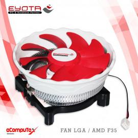 FAN PROC LGA COMBO 775/1155/AMD F35
