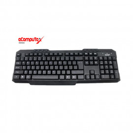 KEYBOARD MINI MULTIMEDIA FULL SIZE M-TECH