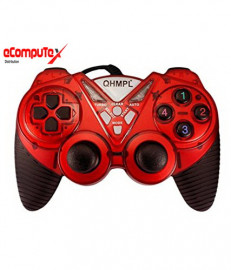 GAME PAD GETAR TURBO DUALSHOCK COLORS SINGLE