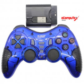 GAMEPAD GETAR TURBO WIRELESS SINGLE (5 IN 1)