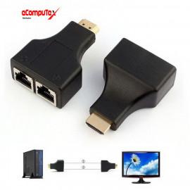 HDMI EXTENDER (VIA UTP) 30 M