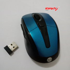 MOUSE WIRELESS 2.4GHZ NANO