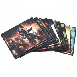MOUSE PAD GAMING PICTURE (PINGGIR JAHIT) LARGE