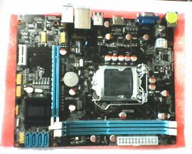 MAINBOARD VENOMRX INTEL H61 (L1155/DDR3/VGA/HDMI/SOUND/LAN)