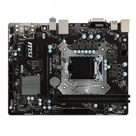 MAINBOARD VENOMRX INTEL H110 (L1151/DDR4/VGA/HDMI/SOUND/LAN)