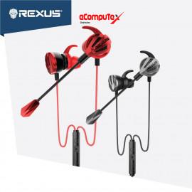 EARPHONE GAMING PRO REXUS ME-2