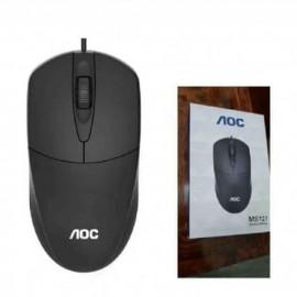 MOUSE USB AOC MS121