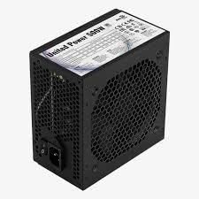 POWER SUPPLY AEROCOOL LUX RGB 550W BRONZE 80