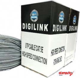 CABLE UTP LAN ROLL DIGILINK CAT-5E