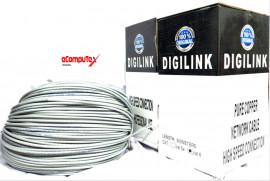 CABLE UTP LAN DIGILINK ROLL CAT-6