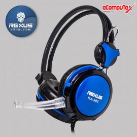 HEADSET GAMING REXUS RX 995 MIC