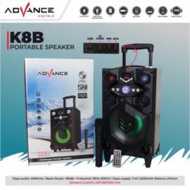 SPEAKER BLUETOOTH +MIC +REMOTE ADVANCE K-8B