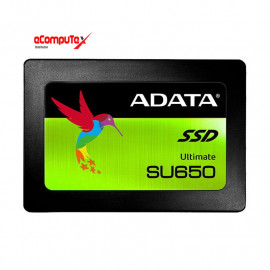 SSD ADATA 120GB SU650 2.5
