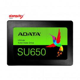SSD ADATA 480GB SU650 2.5