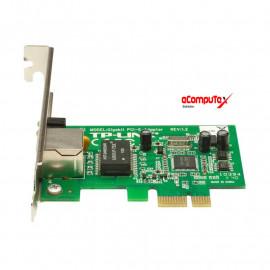 ETHERNET CARD GIGABIT PCIE 100/1000MBPS TP-LINK TL-TG3468