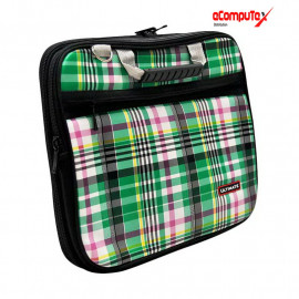 PROTECH SOFTCASE ULTIMATE SINGLE CAMPINA 12 DAN 14 INCH / TAS LAPTOP