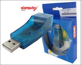USB TO LAN (USB LAN ADAPTER) TRANSPARAN