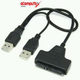 USB TO SATA 2.5 CABLE DOUBLE USB TO SATA 2.0