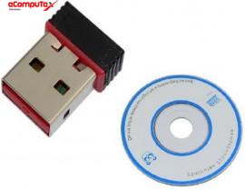 WIRELESS USB ADAPTER USB WIFI 150 MBPS
