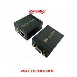 VGA NON AUDIO EXTENDER 60M