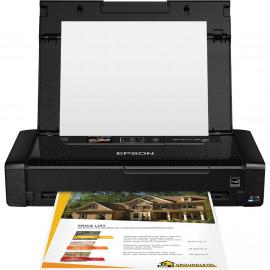 SCANNER EPSON WF-100 (PORTABLE WIFI + LCD) RESMI