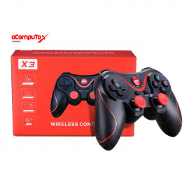GAMEPAD GETAR WIRELESS / BLUETOOTH ANDROID SINGLE