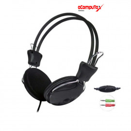 HEADSET + MIC STEREO XYS SERIES 808